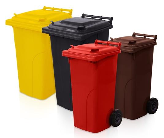 قجدیدترین سطل زباله پلاستیکی بزرگ