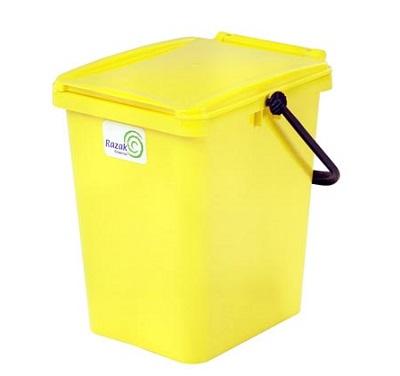 خرید عمده سطل زباله پلاستیکی
