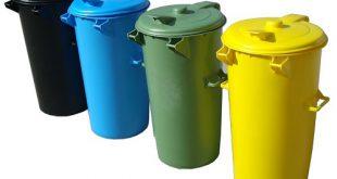 قیمت جدید سطل زباله پلاستیکی