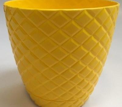 گلدان پلاستیکی بزرگ
