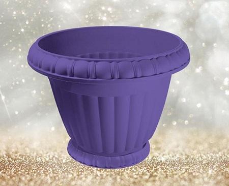 بهترین گلدان پلاستیکی زیباسازان
